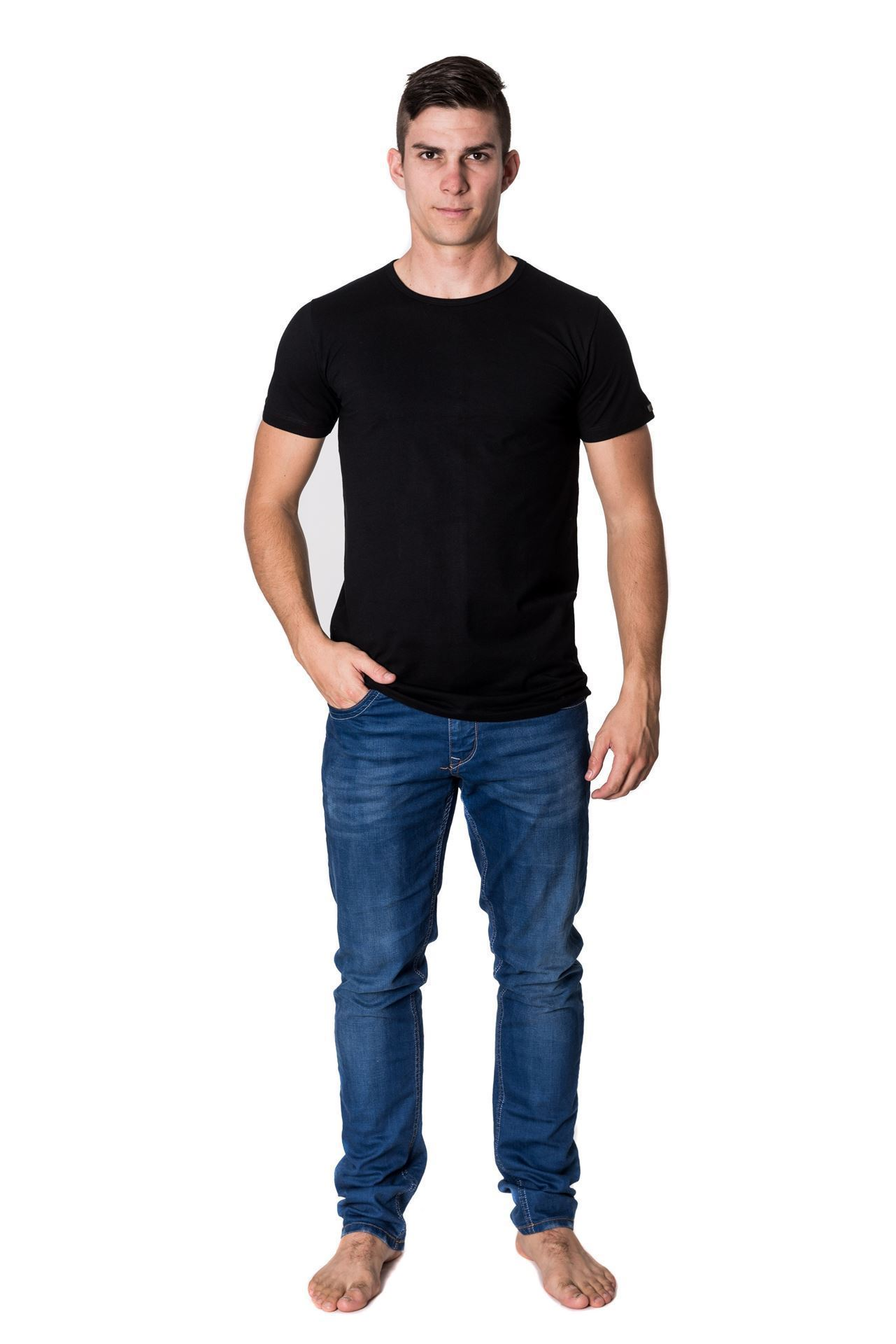 Picture of Men's short sleeves undershirt