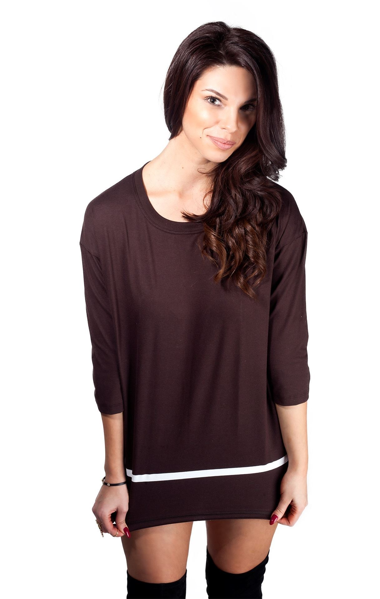 Picture of GLB by Kristina Vukas tunic with print