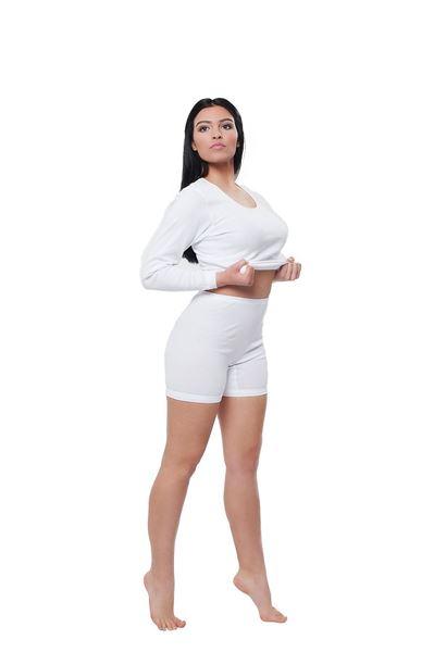 Picture of Ženske gaće s dužom nogavicom