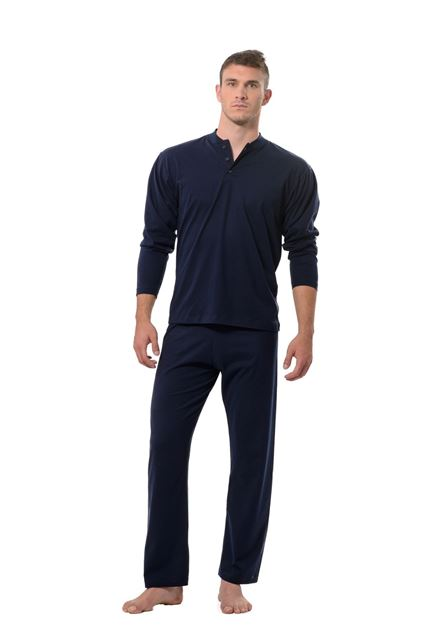 Picture of Men's long sleeves pajamas