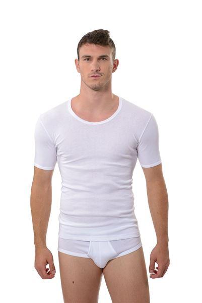 Picture of Men's short sleeves undershirt