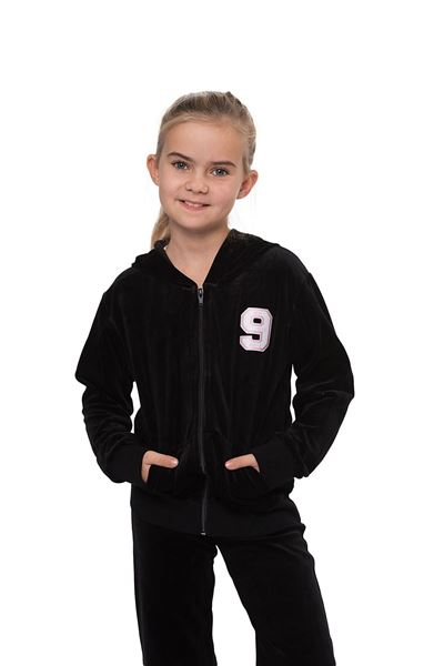 Picture of Girl's twin set - shirt and pants