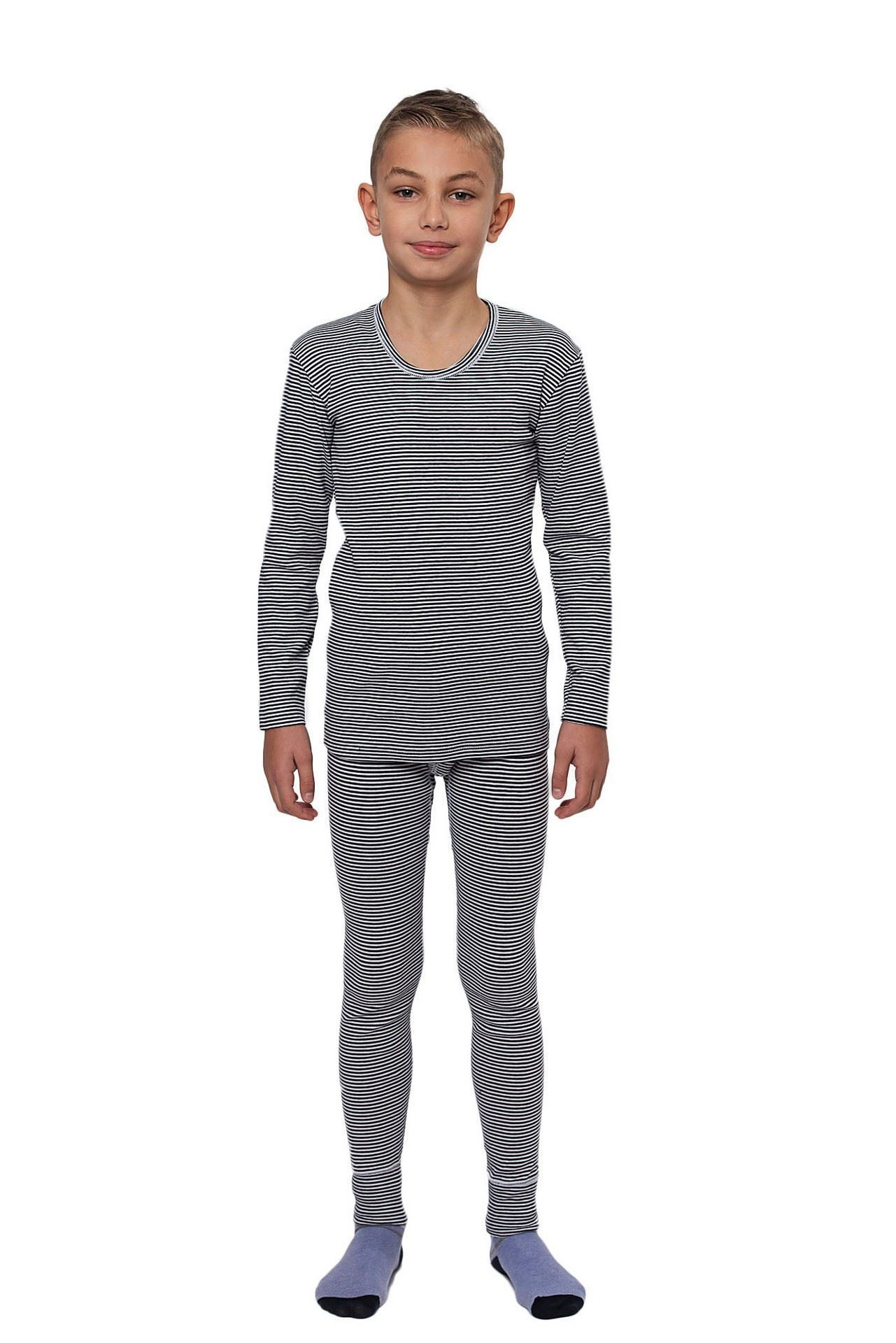 Picture of Boy's long sleeves shirt - Outlet