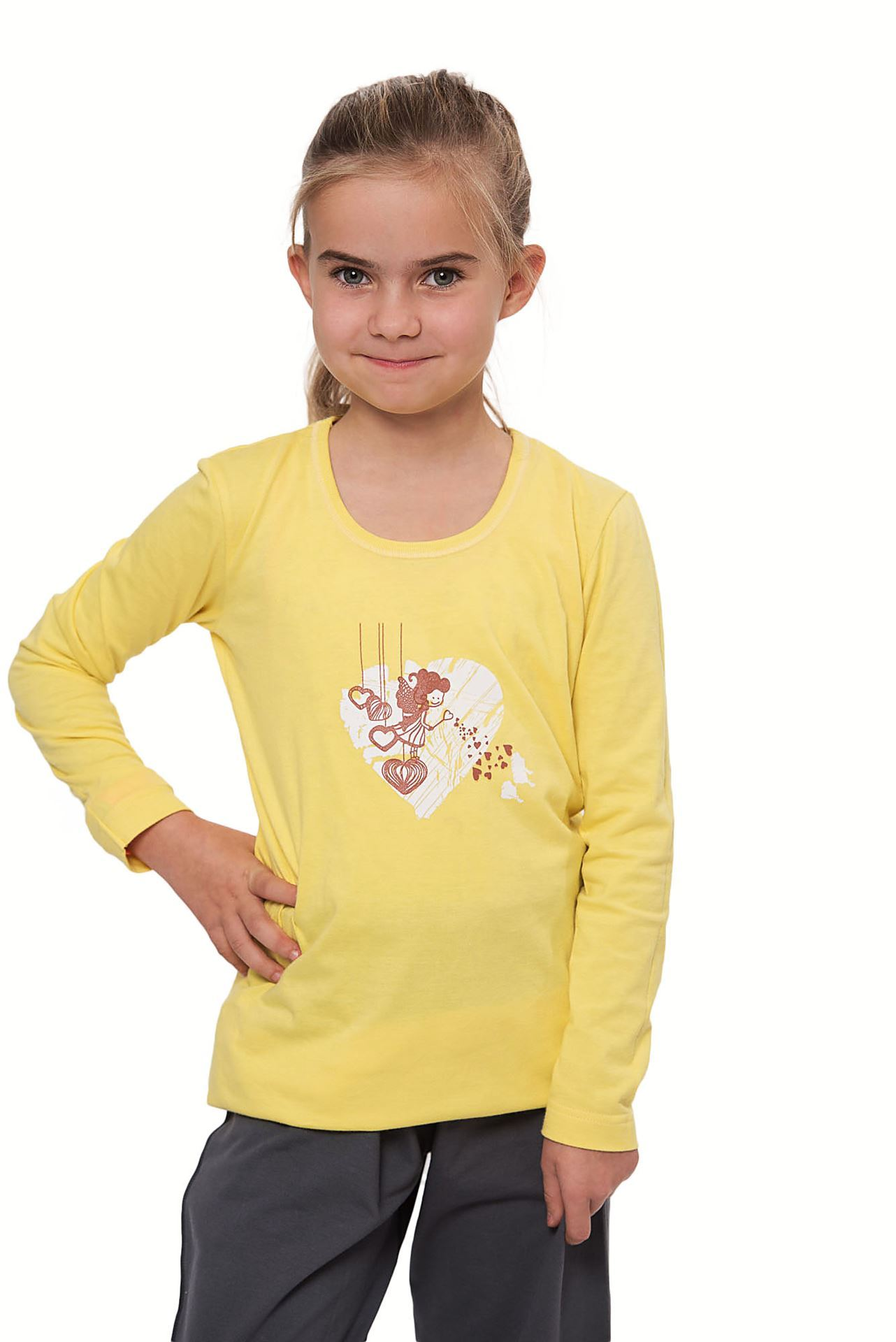 Picture of Girl's long sleeves tunic - Outlet