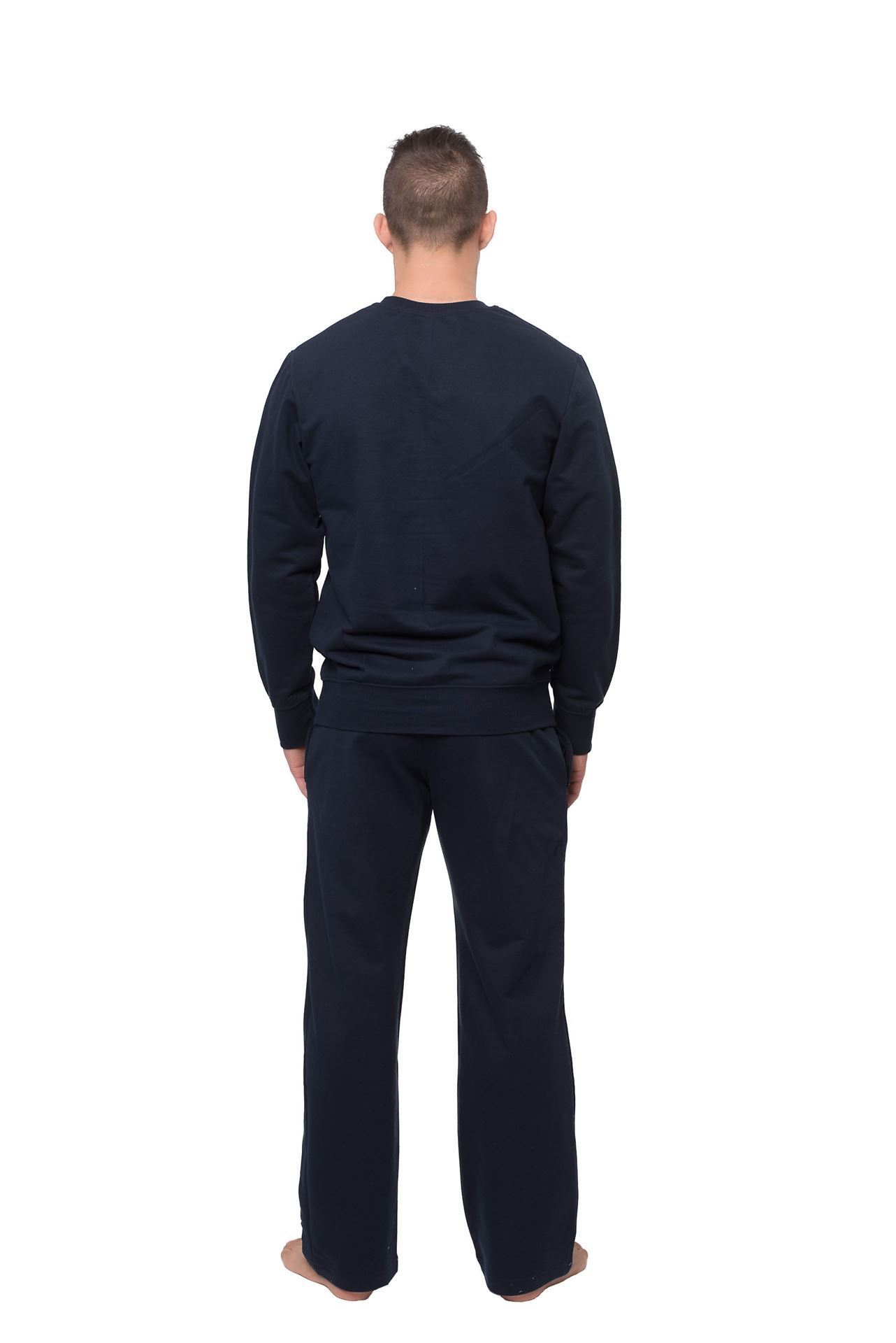 Picture of Men's twin set - long sleeves shirt and pants