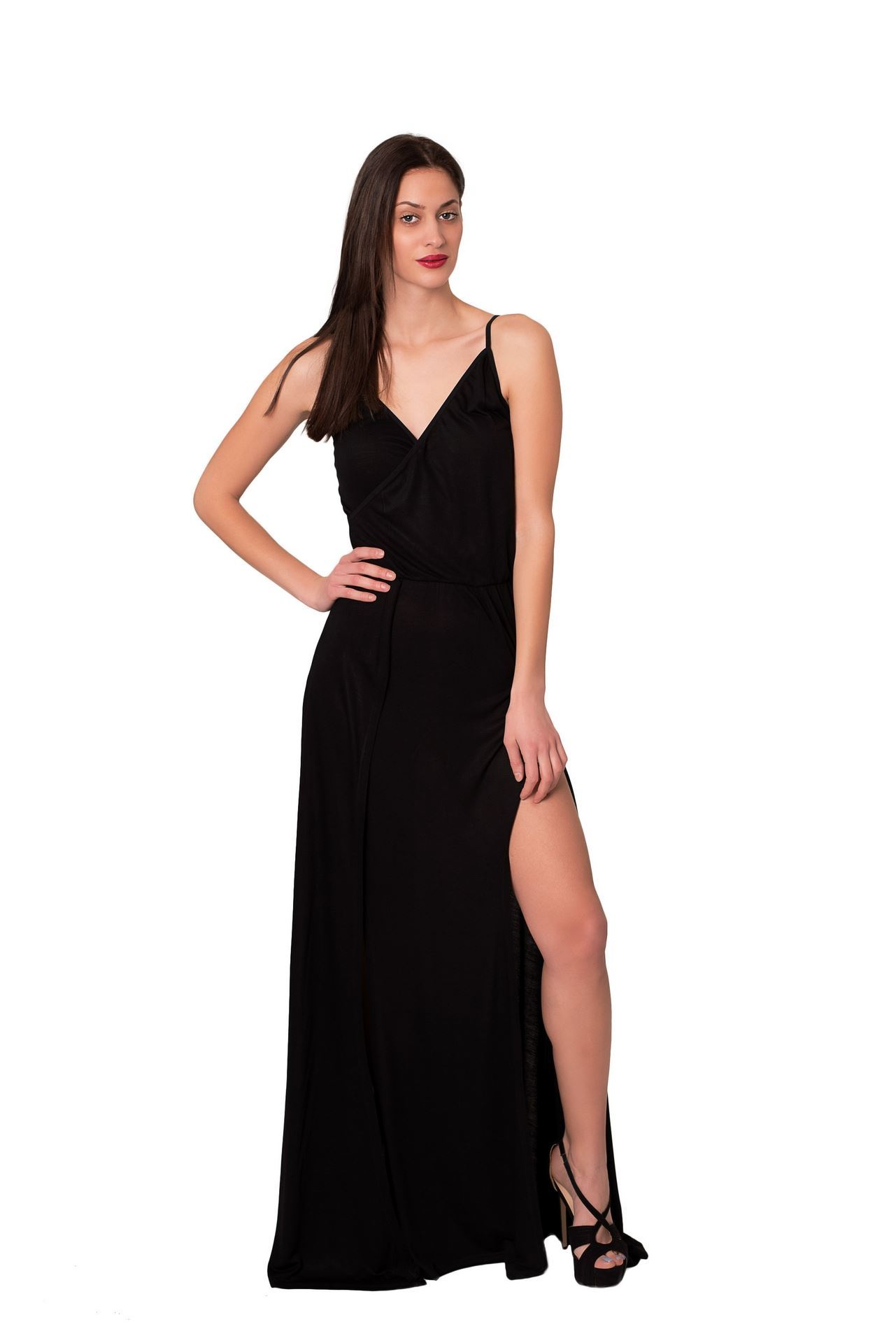 Picture of Women's dress with straps-Outlet