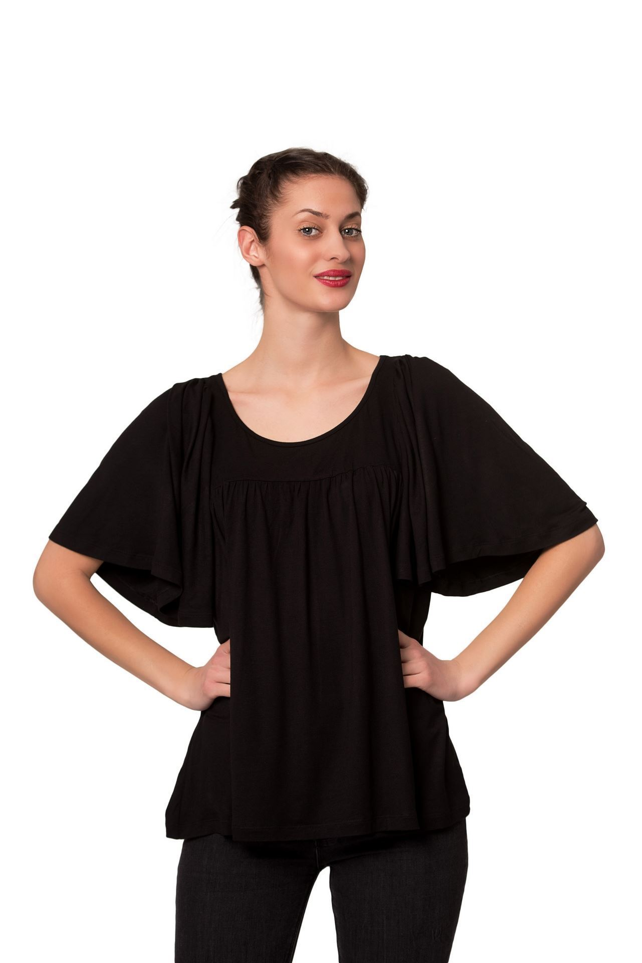 Picture of Women's short sleeves shirt-Outlet