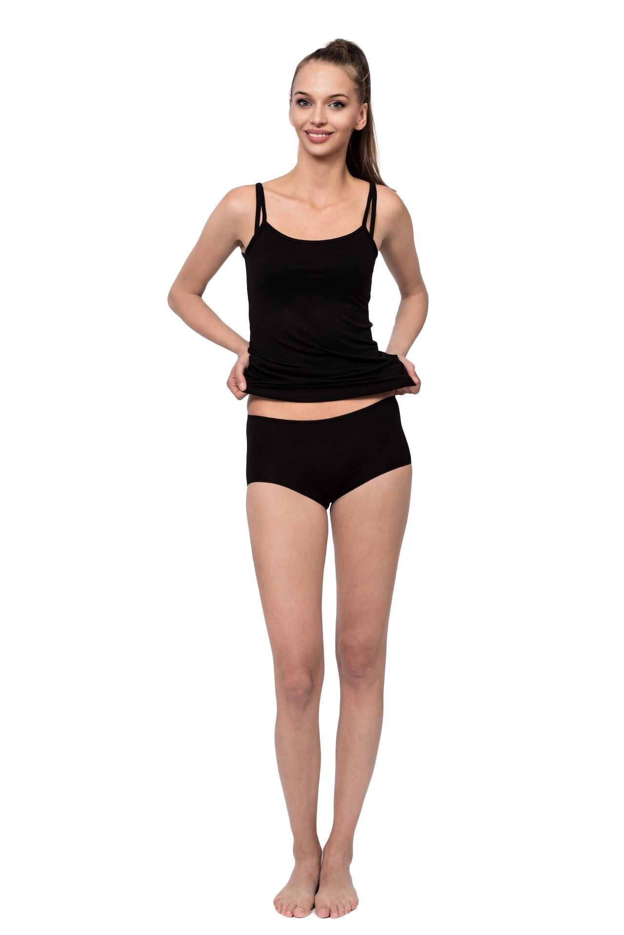 Picture of Women's camisole with thin straps