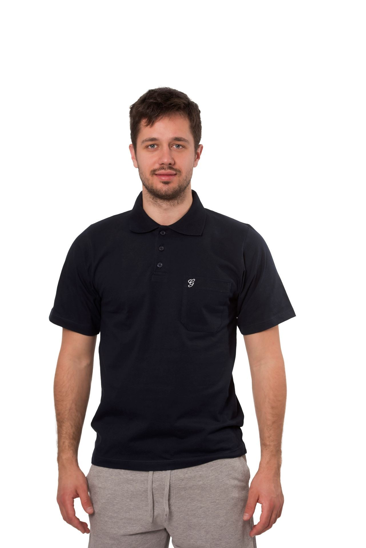 Picture of Men's short sleeves shirt-Outlet