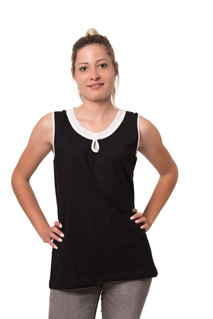 Picture of Women's shirt with straps-Outlet
