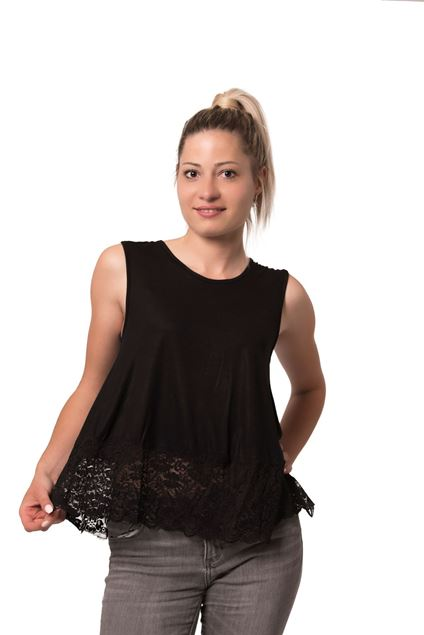Picture of Women's sleeveless shirt -Outlet