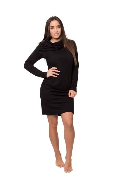 Picture of Women's long sleeves dress