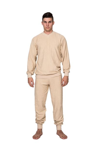 Picture of Men's long sleeves pajamas - Outlet