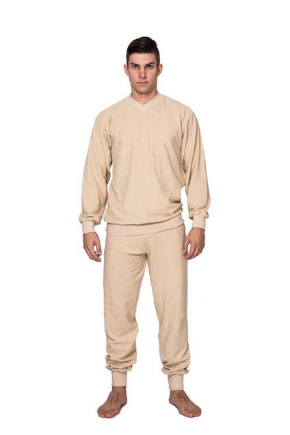 Picture of Muška pidžama dugih rukava - Outlet