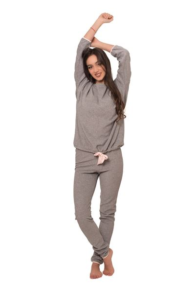 Picture of Women's long sleeves pajamas