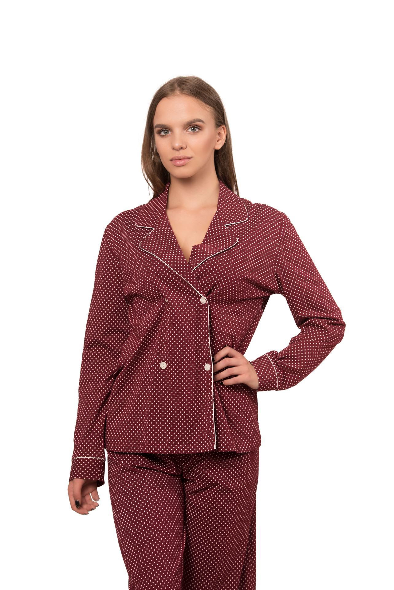 Picture of Women's pajamas with buckles - Outlet