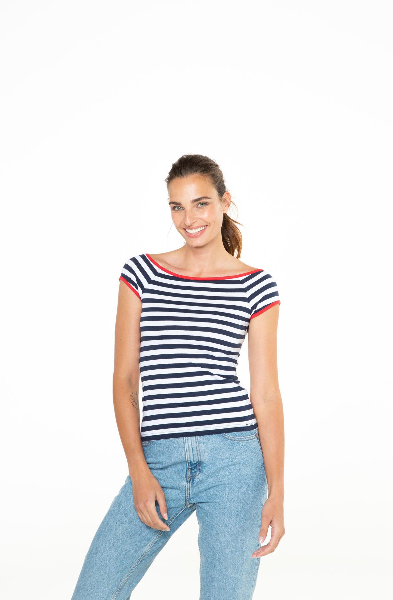 Picture of Ženska majica mornar kratkih rukava
