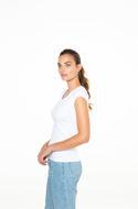 Picture of Pamučna ženska majica kratkih rukava