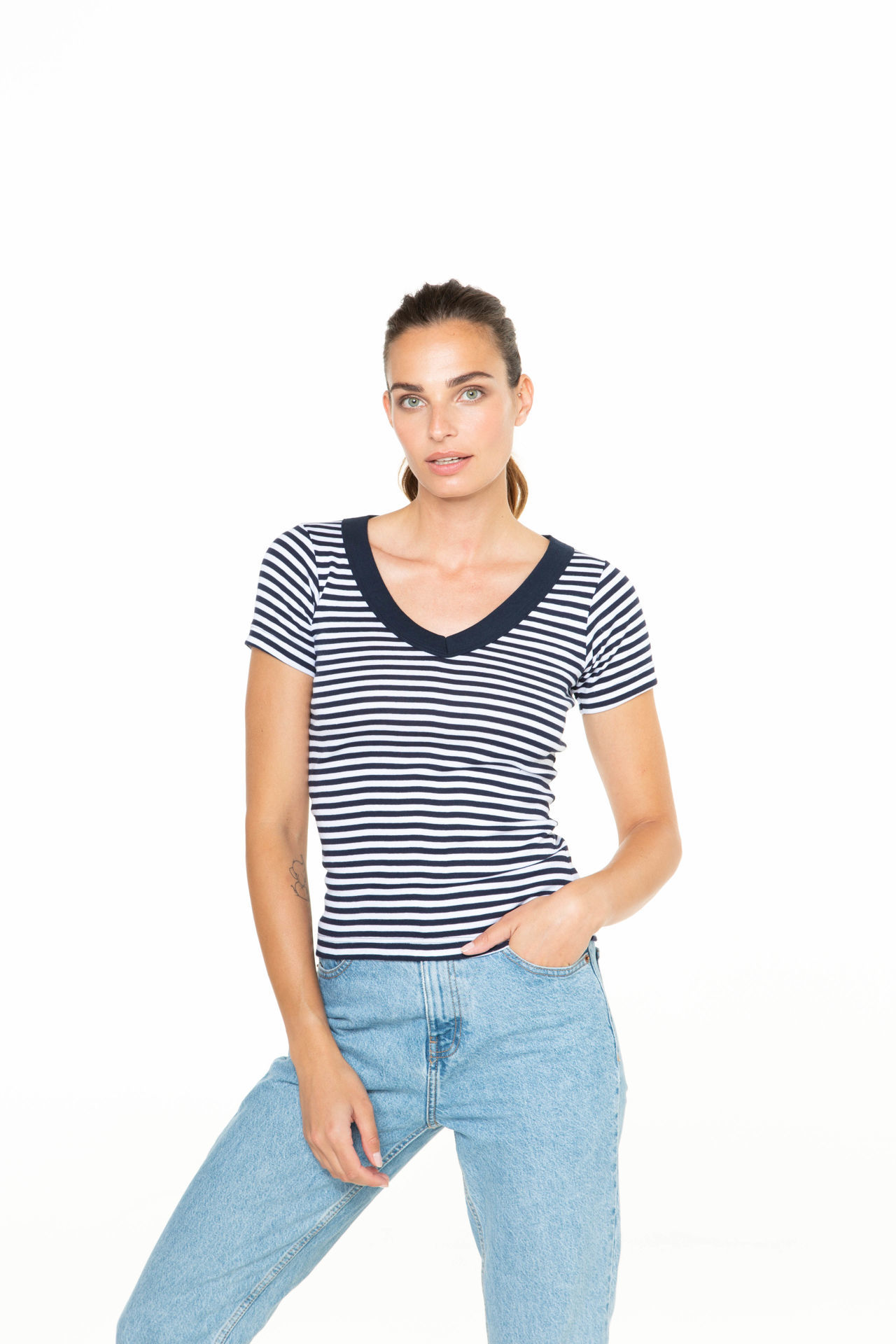 Picture of Women's short sleeves shirt