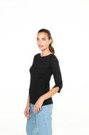 Picture of Pamučna ženska majica tri četvrt rukava