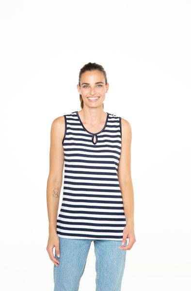 Picture of Women's camisole with wide straps
