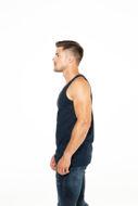 Picture of Men's sleeveless shirt