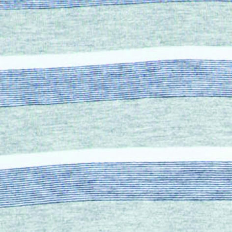 Pruge bijelo / plavo /sivo (6012)