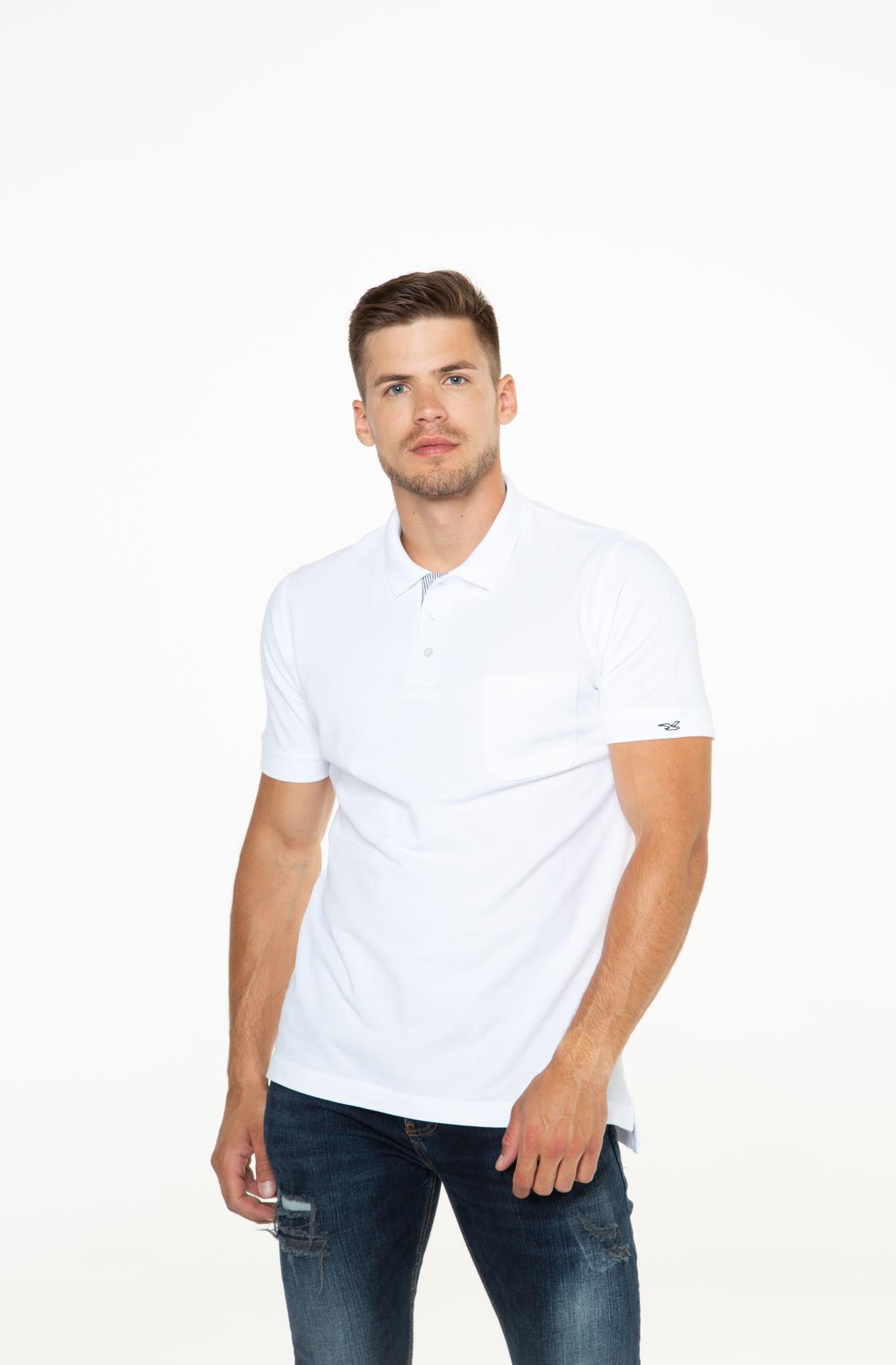 Picture of Muška polo majica s džepom