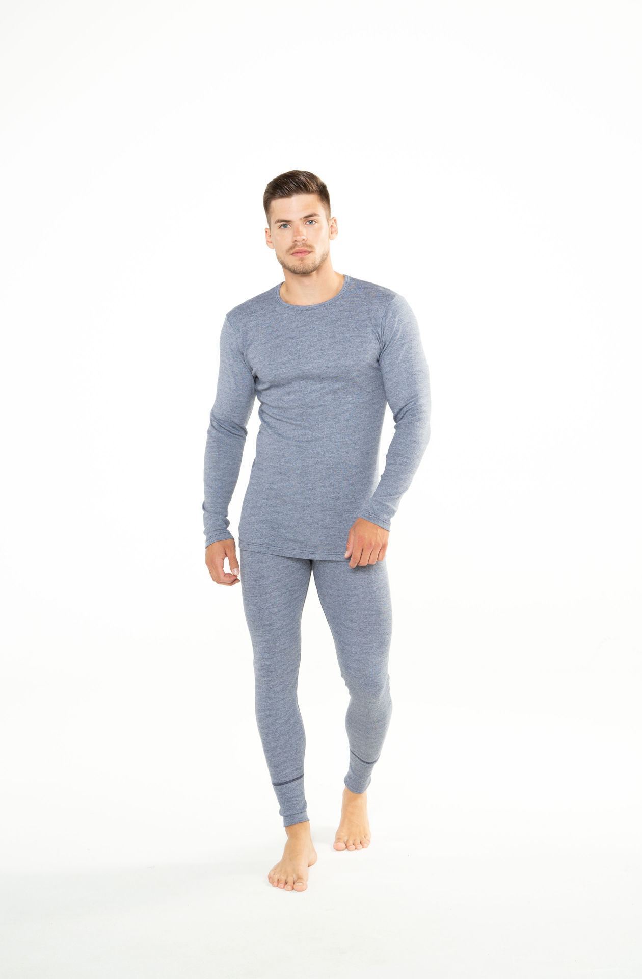 Picture of Men's long sleeves undershirt