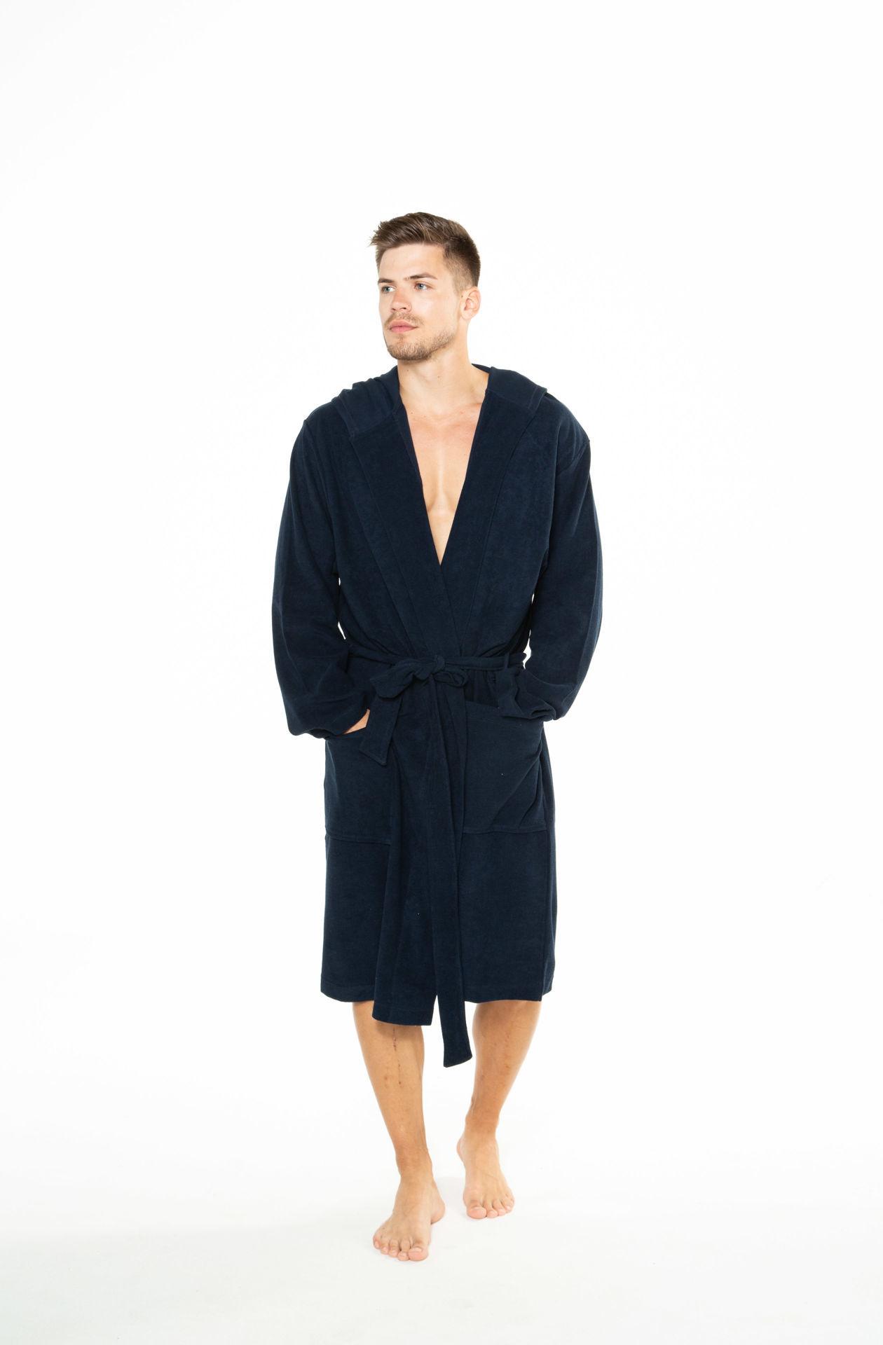 Picture of Men's bathrobe