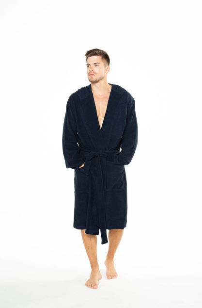 Picture of Men's bathrobe