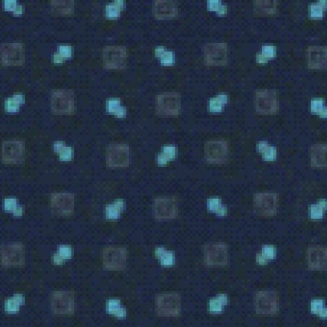 Dark blue / dice (8017)