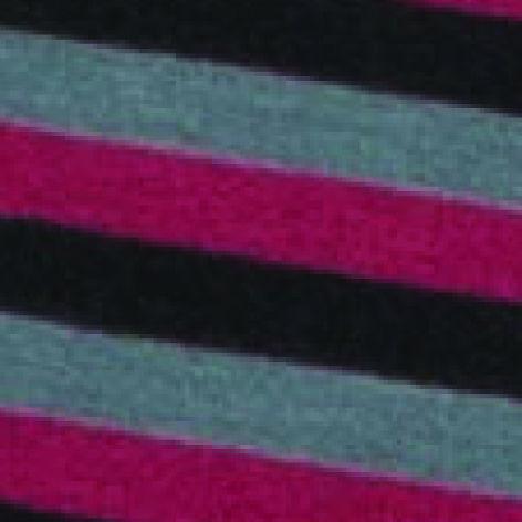 Stripes dark red / black / gray(649)