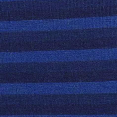 Stripes blue / gray (651)