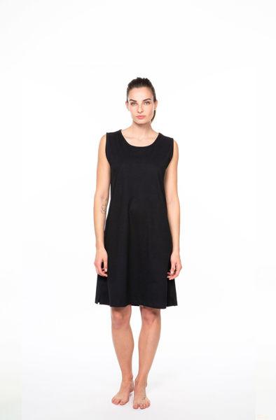 "Picture of Women's cotton dress ""A"" cut"