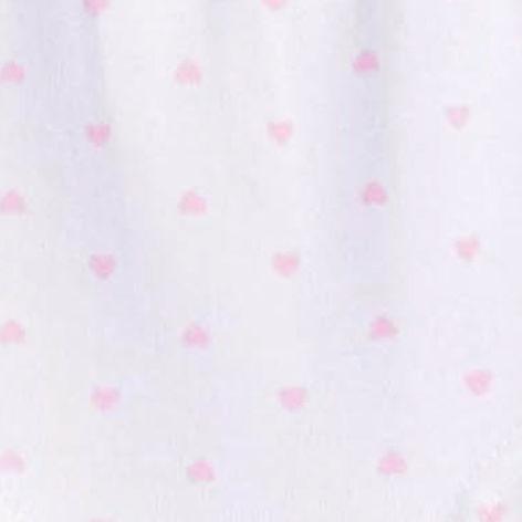 Bijela sa srcima (8016)