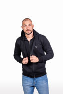 Picture of Men's jacket with a hood