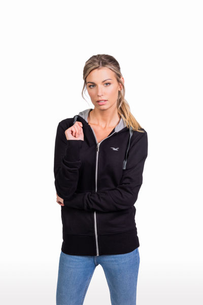 Picture of  Women's cotton hooded jacket