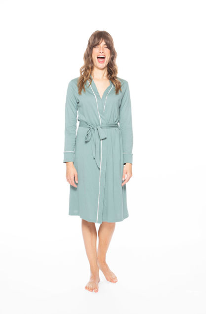 Picture of Women's coat made of modal