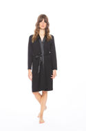 Picture of Women's viscose bathrobe